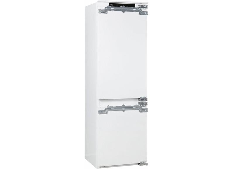 Aeg Kühlschrank Biofresh : Aeg einbau kühl gefrierkombination sce tc möbel haas gmbh